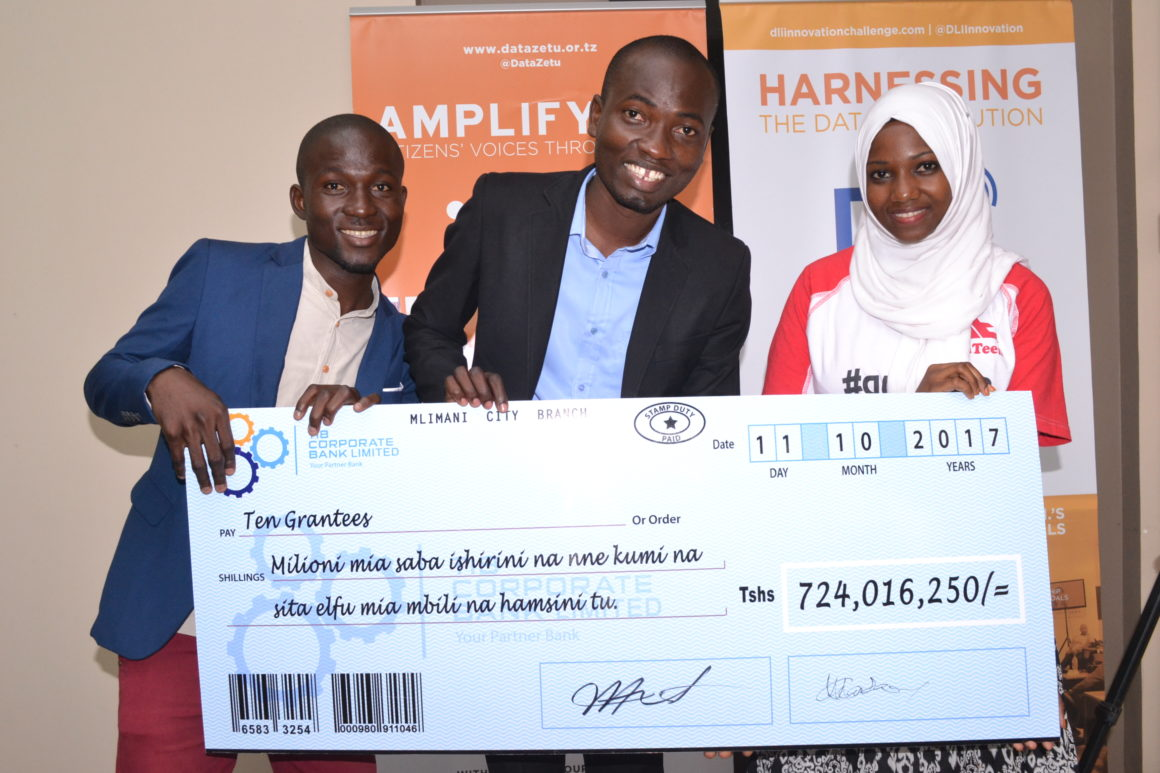 DLIIC second window winners are set to fight HIV among girls and women in Tanzania