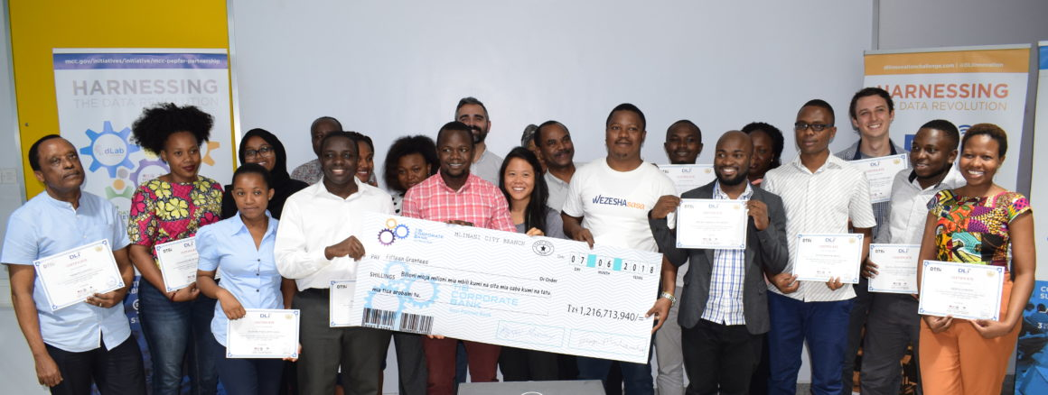 15 Innovators Win Grants under Third DLI Innovation Challenge Window