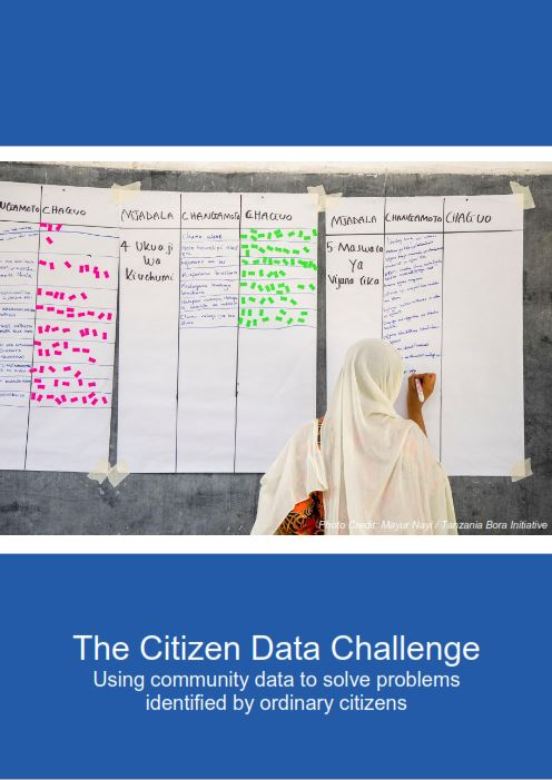 Challenge Window 4 - Citizen Data